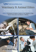 Veterinary and Animal Ethics