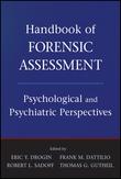 Handbook of Forensic Assessment