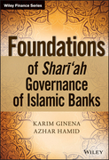 Foundations of Shari'ah Governance of Islamic Banks