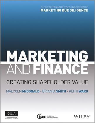 Marketing and Finance