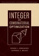 Integer and Combinatorial Optimization