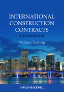International Construction Contracts