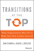 Transitions at the Top