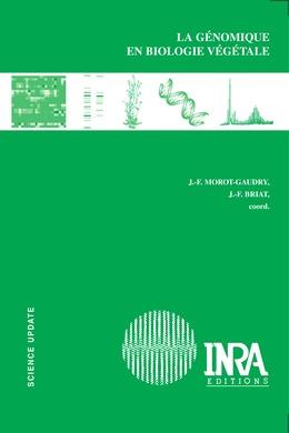 La génomique en biologie végétale