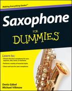 Saxophone For Dummies