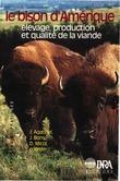 Le bison d'Amérique