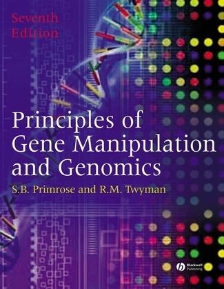 Principles of Gene Manipulation and Genomics
