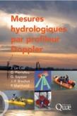 Mesures hydrologiques par profileur Doppler