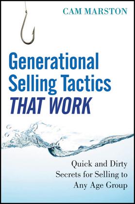 Generational Selling Tactics that Work