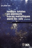 Teneurs totales en éléments traces métalliques dans les sols (France)