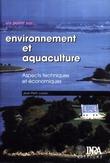 Environnement et aquaculture : Tome 1