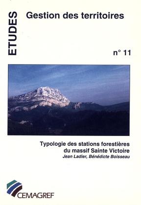 Typologie des stations forestières du massif Sainte-Victoire