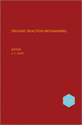 Organic Reaction Mechanisms 2010