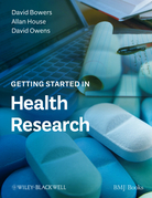 Getting Started in Health Research