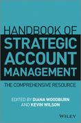 Handbook of Strategic Account Management