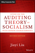 Study on the Auditing Theory of Socialism with Chinese Characteristics