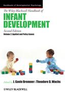 The Wiley-Blackwell Handbook of Infant Development, Volume 2
