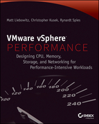 VMware vSphere Performance