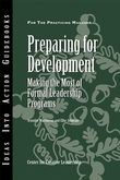 Preparing for Development