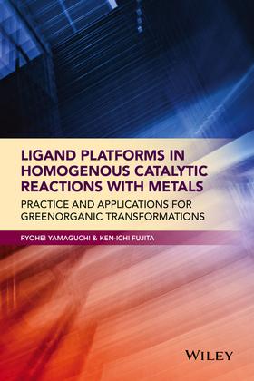 Ligand Platforms in Homogenous Catalytic Reactions with Metals
