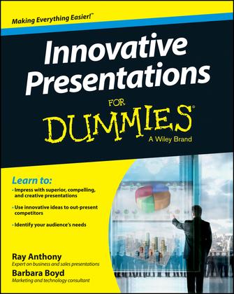 Innovative Presentations For Dummies