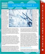 Geometry Part 1 (Speedy Study Guides)
