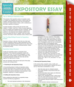 Expository Essay (Speedy Study Guides)