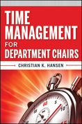 Time Management for Department Chairs