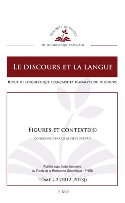 Figures et contexte(s)