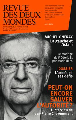 Revue des Deux Mondes mai 2015