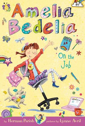 Amelia Bedelia on the Job