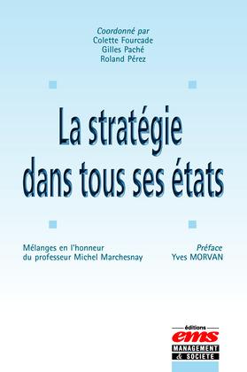 La stratégie dans tous ses états