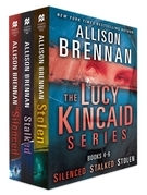 The Lucy Kincaid Series, Books 4-6