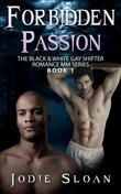 Forbidden Passion ( The Black & White Gay Shifter Romance MM Series )