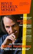 Revue des Deux Mondes juillet-août 2015