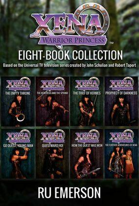Xena Warrior Princess: Eight Book Collection