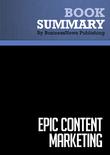 Summary : Epic Content Marketing - Joe Pulizzi