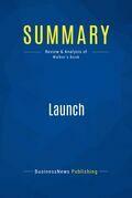 Summary: Launch