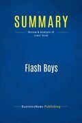 Summary: Flash Boys