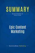 Summary: Epic Content Marketing