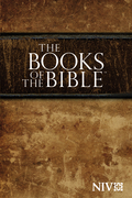 NIV, Books of the Bible