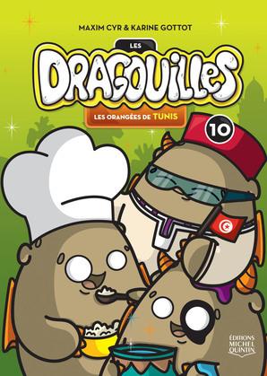 Les dragouilles 10 - Les orangées de Tunis