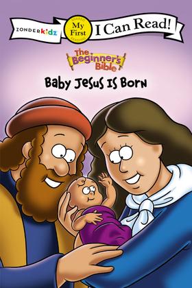 The Beginner's Bible Baby Jesus Is Born