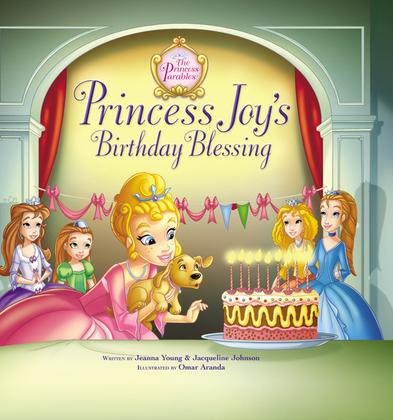 Princess Joy's Birthday Blessing