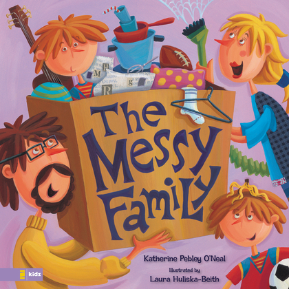 The Messy Family