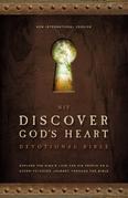 NIV, Discover God's Heart Devotional Bible