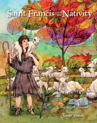 Saint Francis and the Nativity