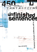 Unfinished Sentences