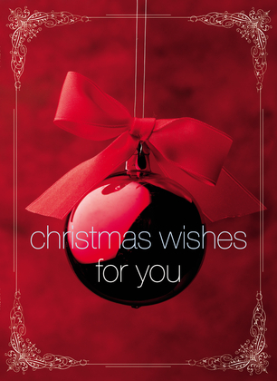 Christmas Wishes for You Greeting Book