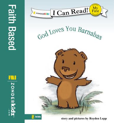 God Loves You Barnabas